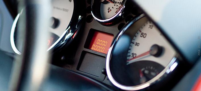 Сброс оставшегося расстояния до ТО на Peugeot (пежо)